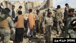 فرماندهی امنیه هلمند کشتهشدن دو پولیس سرحدی را در این حمله تأیید کرد