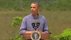კლიმატური ცვლილებები უდიდესი საფრთხეა-პრეზიდენტი ობამა