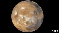 Science World - Mars!