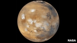 July 27, 2013 - Mars Once Had an Oxygen Rich Atmosphere