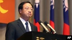 Phát biểu tại một cuộc họp báo ngày hôm nay, Thủ tướng Giang Nghi Hoa nói ông chịu trách nhiệm về thất bại nặng nề của Quốc dân Đảng.