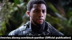 Black Panther, le premier super-héros noir.
