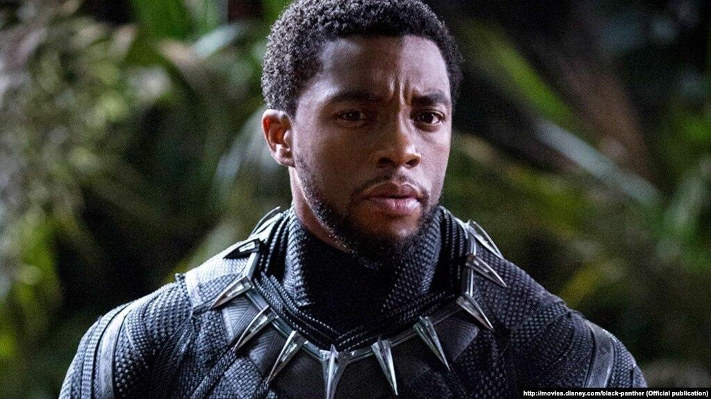 """Pantera e Zezë"""", një film me superheronj në Afrikë"""