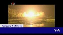 North Korea Fires 2 Ballistic Missiles