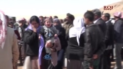 Yazidi Women and Children Freed in IS Prisoner Exchange