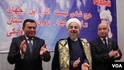 Həsən Ruhani Tacikistanda