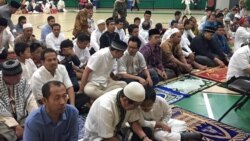 Lebaran Diaspora Indonesia di AS