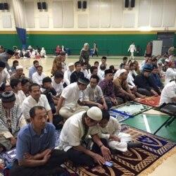 Lebaran Diaspora Indonesia di AS