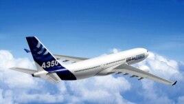 Airbus 350 fillon me sukses udhëtimin e parë