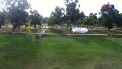Hava gəmisi dronları