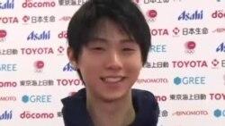 日選手奪奧運歷史上首枚亞洲男子花樣滑冰金牌