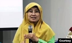 Peneliti dari Laboratorium Diagnostik UGM, dr Titik Nuryastuti Ph D. (Foto: Humas UGM)