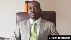 Lawmaker Nelson Chamisa