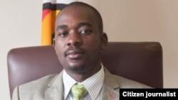 MDC-T Organizing Secretary Nelson Chamisa
