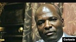 Ernesto Mwangala, governador da Lunda Norte