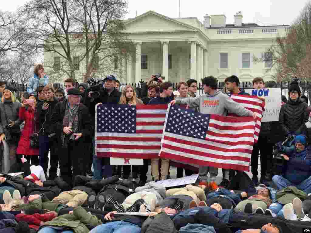 Jóvenes a nivel nacional preparan una marcha general para el mes de marzo.