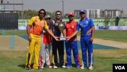 تیم های اشتراک کننده در جام کرکت بیست اوورۀ افغانستان