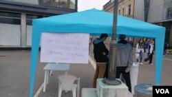 Potpisivanje peticije za besplatne udzbenike - AUTOR Tanja Gataric