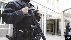 دستگیری چهار تندرو اسلامی در آلمان