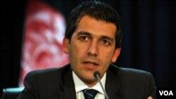 صدیق صدیقی، سخنگوی وزارت داخله افغانستان
