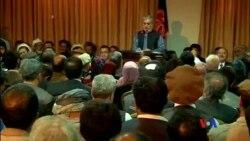2014-09-09 美國之音視頻新聞: 阿富汗總統候選人阿卜杜拉拒絕接受審計結果