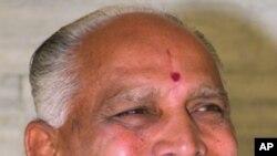 کرناٹک کے سابق وزیر اعلیٰ بدعنوانی کے الزام میں گرفتار