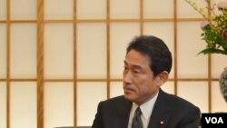 کیشیدا، تقویت اتحاد آمریکا و ژاپن