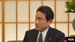 日本外相岸田文雄