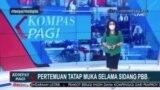 Laporan Langsung VOA untuk KompasTV: Pertemuan Tatap Muka Selama Sidang PBB