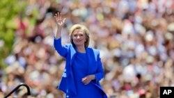 Hilary Clinton, New York, 13 juin 2015