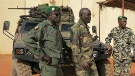 Des soldats maliens à Hombori