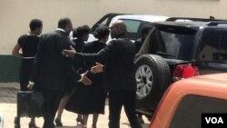Umnotho kamuyi uRobert Mugabe uzakwabiwa kusikhatshana esilandelayo ...
