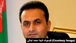 شیدا محمد ابدالی