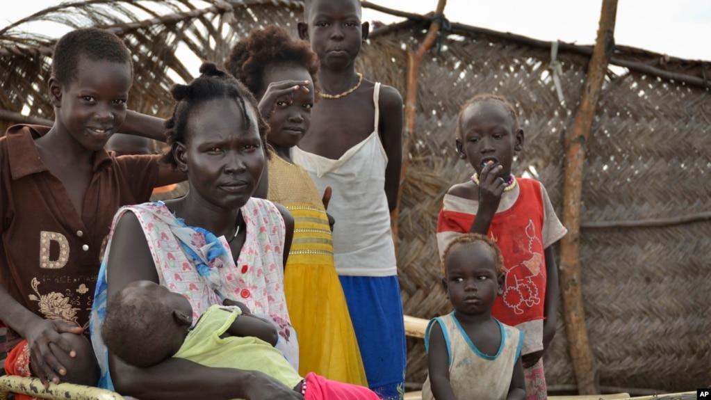 Umwe mu muryango wo muri Sudani y'Epfo