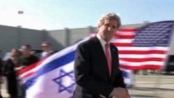 Керри предстоят новые трудности на пути к палестино-израильскому миру