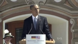 Obama: 'Difficult Challenges' at G-7
