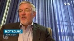 Baydenin xarici siyasət komandası - Veteran diplomat Skott Roland şərh edir