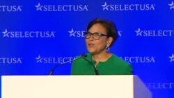 Commerce Secretary Penny Pritzker Speaks at SelectUSA