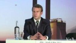 Macron revient sur la rumeur du compte offshore (vidéo)