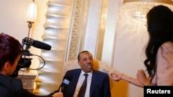 Perdana Menteri Libya Abdullah al-Thinni