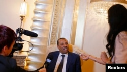 Firayim Ministan Libya Abdullah al-Thani