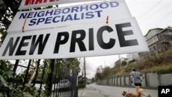Walaupun harga rumah saat ini turun di AS, masih banyak warga AS, khususnya mereka yang berpenghasilan rendah tidak mampu untuk membelinya.