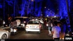 ابراز شادی مردم ایران پس از اعلام تفاهم هسته ای لوزان