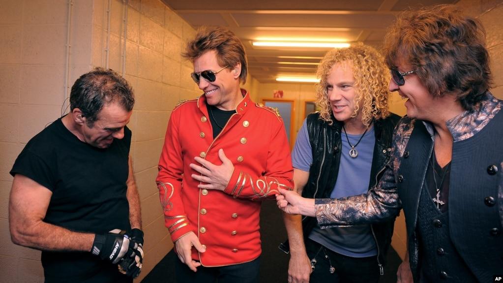 Bon Jovi Tops Billboard 200; Bobby Brown Jailed