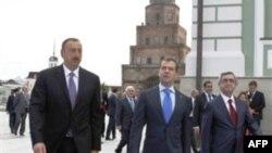 Azərbacyan, Ermənistan və Rusiya prezidentlərinin birgə bəyanatı
