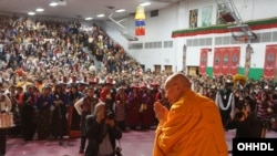 Dalai Lama Celebrates Tibetan New Year with Minneapolis Tibetans