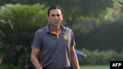 پی سی بی نے دورہ انگلینڈ کے لیے یونس خان کو قومی ٹیم کا بیٹنگ کوچ مقرر کیا ہے۔ (فائل فوٹو)