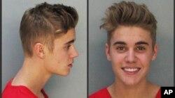 Justin Bieber bị cảnh sát thành phố Miami bắt giữ vì lái xe khi đã uống rượu và chống trả cảnh sát.