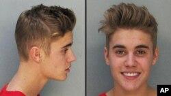 Bieber fue ahora arrestado y acusado de agresión y conducir peligrosamente la semana pasada cerca del pueblo donde creció. [Archivo: Enero 23, 2014].