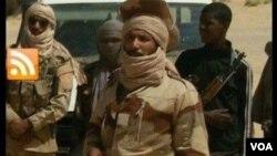 Un combattant a été blessé au Mali. Photographie de la Plateforme.